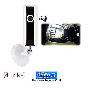 7links IP WLAN Kamera: IP-Panorama-Überwachungskamera – Webcam APP erfordert sehr viele problematische Rechte. Die Bildqualität ist durchschnittlich Herstellerwebsite verschollen.