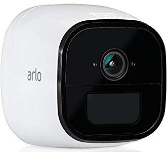 Arlo Go kabellose Indoor-/Outdoor LTE HD Überwachungskamera, Super Kamera für den Bereich ohne Zugang zu LAN/WLAN