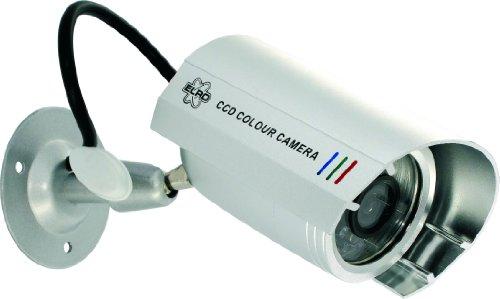 ELRO CS22D Kamera-Attrappe aus Metall : RasPi passt leider nicht hinein