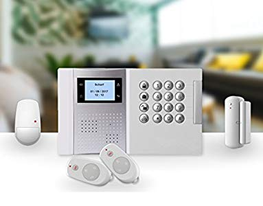 LGtron GSM Profi Funk Alarmanlage LGD8003P – Alles prima