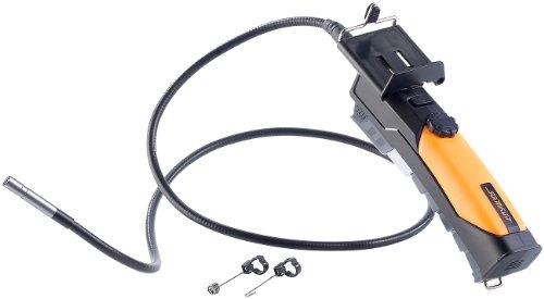 Somikon Endoskop Kamera iPhone: WiFi HD 720p Endoskop-Kamera EC-100 Test- Mit alternativer App perfekt unter iOS!